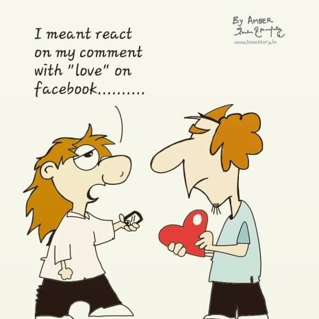 Like or Love