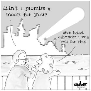 Get me a moon
