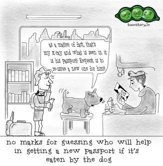 passport&dog